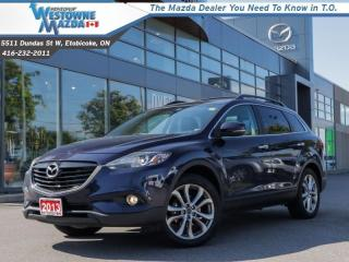 Used 2013 Mazda CX-9 GT  - Sunroof -  Leather Seats for sale in Toronto, ON