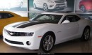 Used 2011 Chevrolet Camaro 2LS for sale in Swan River, MB