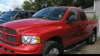 Used 2005 Dodge Ram SLT for sale in Swan River, MB
