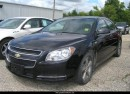 Used 2008 Chevrolet Malibu 2LT for sale in Swan River, MB