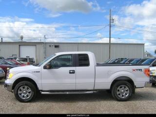 Used 2010 Ford F-150 XL 4x4 SuperCab 163 in for sale in Swan River, MB
