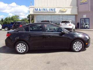 Used 2011 Chevrolet Cruze LT for sale in Watrous, SK