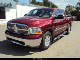 Used 2012 Dodge Ram 1500 SLT 4X4 CREW CAB for sale in Taber, AB