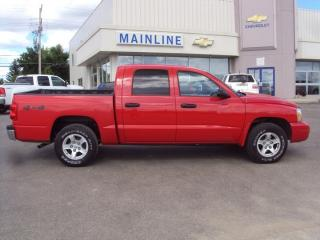 Used 2006 Dodge Dakota SLT for sale in Watrous, SK