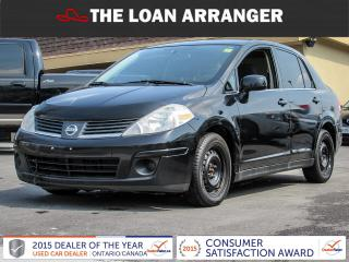 Used 2008 Nissan Versa for sale in Barrie, ON