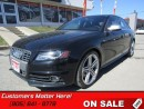 Used 2010 Audi S4 LUXURY SPORT   S4, AWD, LEATHER, SUNROOF, HEATED SEATS for sale in St Catharines, ON