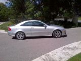 Photo of Silver 2005 Mercedes-Benz CLK 500