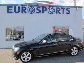 Used 2009 Mercedes-Benz C 300 Sport Pkg. Moonroof for sale in Newmarket, ON