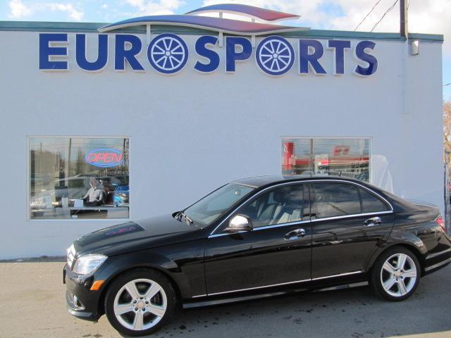 2009 Mercedes-Benz C 300 Sport Pkg. Moonroof