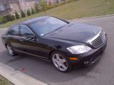 Photo of Black 2009 Mercedes-Benz S550 4MATIC
