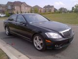 2009 Mercedes-Benz S550 4MATIC AMG Sports Package