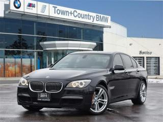 Used 2011 BMW 750i xDrive M Sport Package for sale in Unionville, ON