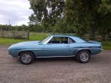Photo of Blue 1969 Chevrolet Camaro