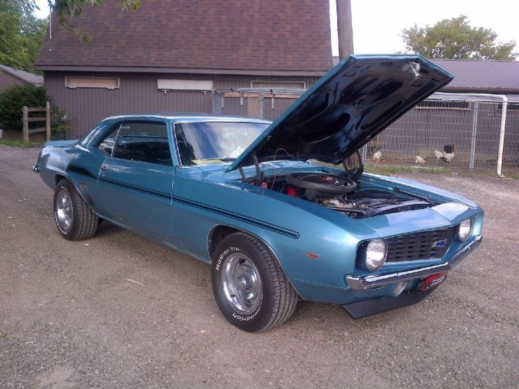 Used 1969 Chevrolet Camaro Yenko 427 Tribute Clone For