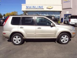 Used 2005 Nissan X-Trail SE for sale in Watrous, SK