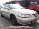 Used 2002 Honda ACCORD SE 4D SEDAN for sale in Calgary, AB