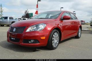 Used 2013 Suzuki Kizashi for sale in Grande Prairie, AB