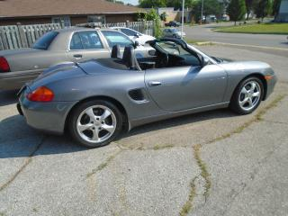 Used 2002 Porsche Boxster for sale in Orillia, ON