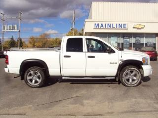 Used 2008 Dodge Ram 1500 Quad Cab 4X4 SLT Sport for sale in Watrous, SK