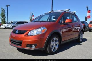 Used 2012 Suzuki SX4 AWD Technology AT (Navi) for sale in Grande Prairie, AB