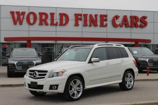 Used 2010 Mercedes-Benz GLK-Class | Ontario Local! | 4Matic AWD for sale in Etobicoke, ON