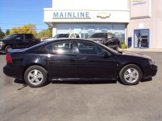 Used 2008 Pontiac Grand Prix GT for sale in Watrous, SK