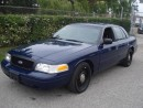 Used 2011 Ford Crown Victoria EX- POLICE for sale in Brampton, ON