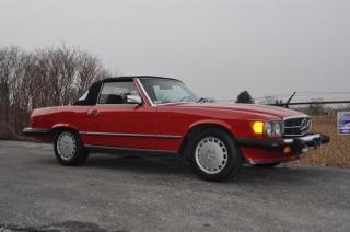 1989 Mercedes-Benz 560SL 560 SL