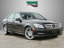 Used 2011 Mercedes-Benz C-Class C350 4MATIC for sale in North York, ON