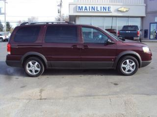 Used 2009 Pontiac Montana SV6 for sale in Watrous, SK