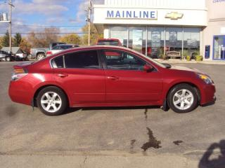 Used 2008 Nissan Altima SL for sale in Watrous, SK