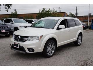 Used 2018 Dodge Journey **BRAND NEW** DON'T WAIT!! SXT 7 Pass 3.6L FWD for sale in Mississauga, ON