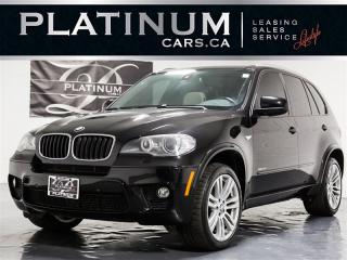 Used 2011 BMW X5 xDrive 35i, 7 PASSENGER, M-SPORT, NAV, PANO, HUD for sale in Toronto, ON