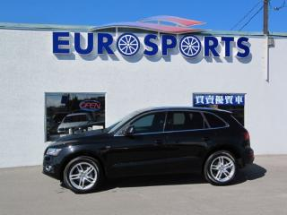 Used 2013 Audi Q5 PREMIUM+SPORTLINE for sale in Newmarket, ON