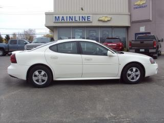 Used 2007 Pontiac Grand Prix for sale in Watrous, SK