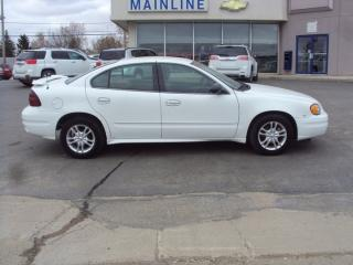 Used 2004 Pontiac Grand Am for sale in Watrous, SK