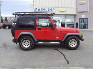 Used 2004 Jeep TJ Sport for sale in Watrous, SK