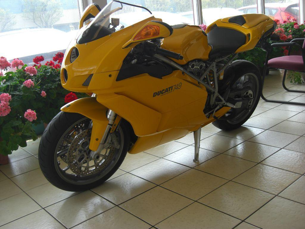 Used 2005 Ducati 749 For Sale In London Ontario Carpages Ca