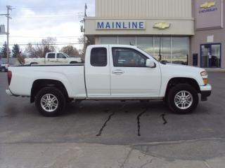 Used 2011 Chevrolet Colorado LT for sale in Watrous, SK