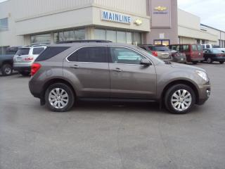 Used 2011 Chevrolet Equinox 2LT for sale in Watrous, SK