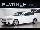 Used 2012 BMW 5-SERIES 550i M-SPORT, EXEC P for sale in North York, ON
