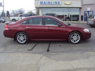 Used 2009 Chevrolet Impala LTZ for sale in Watrous, SK