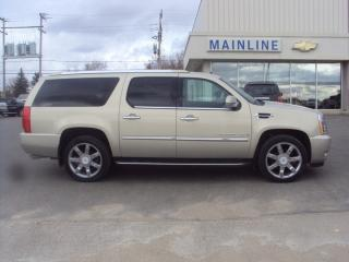 Used 2008 Cadillac Escalade ESV for sale in Watrous, SK