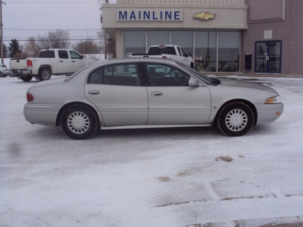 used 2005 buick lesabre custom for sale in watrous. Black Bedroom Furniture Sets. Home Design Ideas