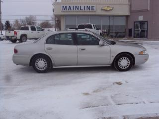 Used 2005 Buick LeSabre Custom  for sale in Watrous, SK