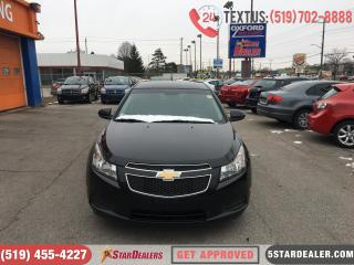 Used 2013 Chevrolet Cruze for sale in London, ON
