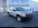 Used 2009 Chevrolet Silverado 2WD Reg for sale in Swift Current, SK