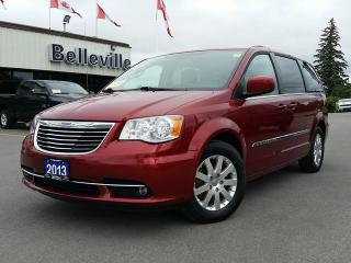 Used 2013 Chrysler Town & Country Touring-Power Sliding Doors/Liftgate for sale in Belleville, ON