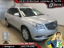 Used 2014 Buick Enclave AWD-8 Passenger, One Owner, heated Leather for sale in Lethbridge, AB