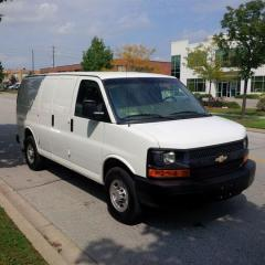Used 2008 Chevrolet Express 2500 CARGO**CARGO**CARGO for sale in Woodbridge, ON